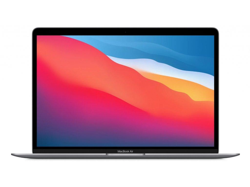 Apple MacBook Air 13, M1, 8GB, 256GB, 7-core GPU, vesmírně šedá (M1, 2020)