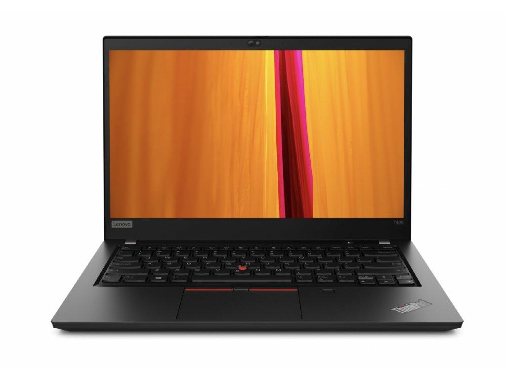 Lenovo ThinkPad T495, černá 2