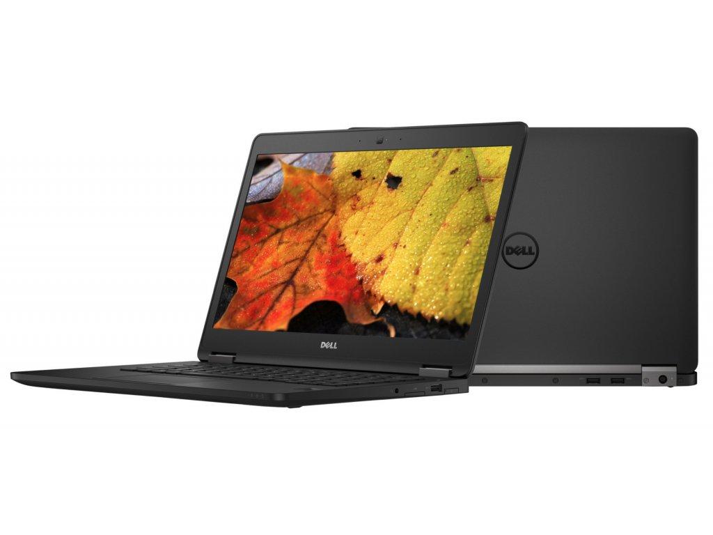 """Dell latitude 14 (E7470) Core i7 / 8GB RAM / 512 GB SSD / 14"""" FHD IPS"""