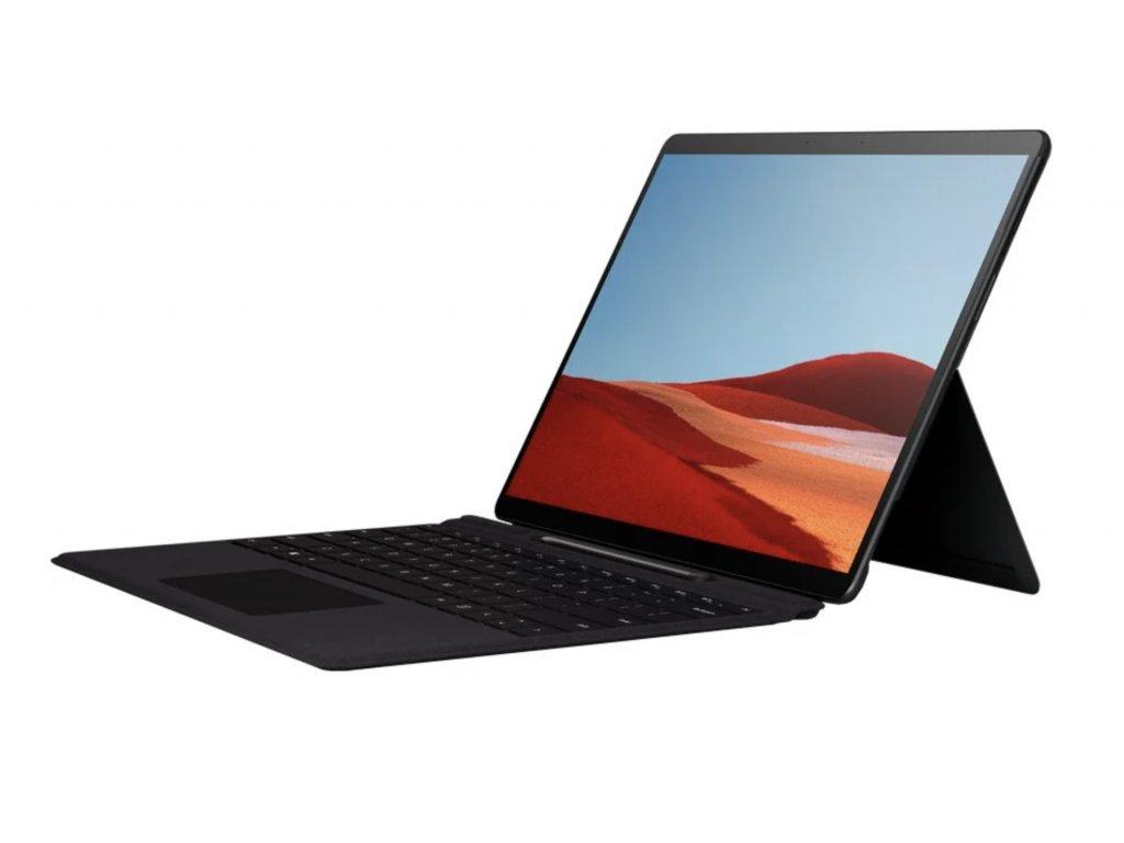 "Microsoft Surface Pro X SX1 / 8GB RAM / 256 GB SSD / 13"" 3K Dotykový tablet"
