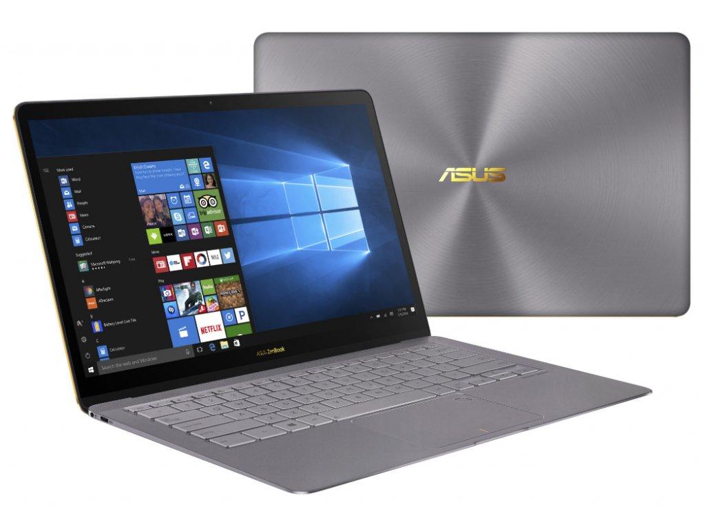 """ASUS ZenBook 3 Deluxe UX490UA Core i7 / 16GB RAM / 512 GB SSD / 14"""" IPS"""