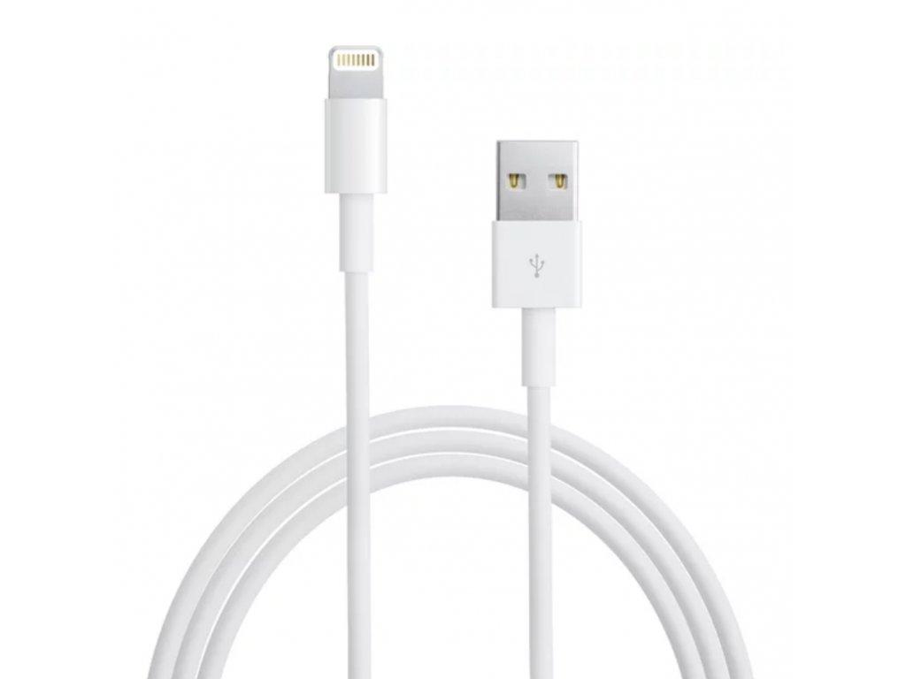 Kabel Lightning MFI pro Apple 1m bílý