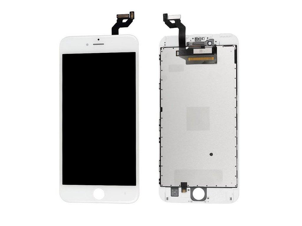 APPLE IPHONE 6S PLUS - LCD DISPLEJ A DOTYKOVÁ PLOCHA (BÍLÁ) - ORIGINÁL