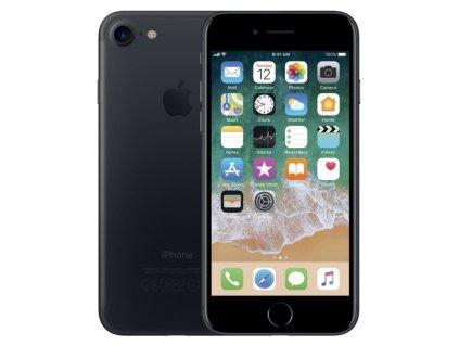 "Apple iPhone 7 128GB Matte Black ""B GRADE"""