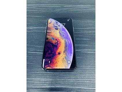Apple iPhone XS 256GB stříbrný
