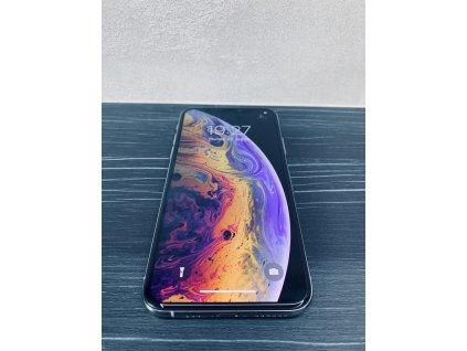 Apple iPhone XS 64GB stříbrný