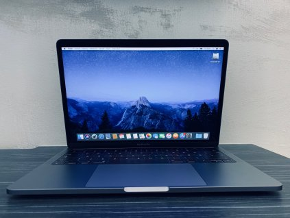 "Apple MacBook Pro 13""Touch Bar / i5 2,9GHz / 8GB / 512GB / Space Gray (2016)"
