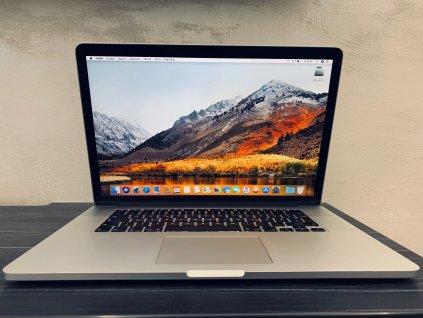 "Apple MacBook Pro 15 2014 2.5 GHz i7 512GB SSD 16GB RAM Grade ""B"""