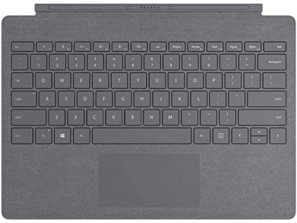 Microsoft Surface Pro 4 Type Cover Platinum