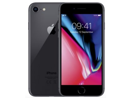 "Apple iPhone 8 64GB Space Gray ""B GRADE"""