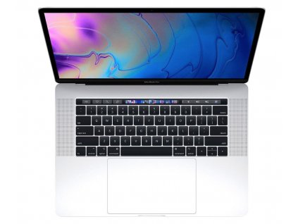"""Apple MacBook Pro 15"""" Touch Bar 2.2 GHz / 256 GB / Silver 2018"""