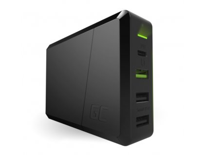 Nabíječka Green Cell Power Source 75W s portem USB-C PD a technologií Ultra Charge