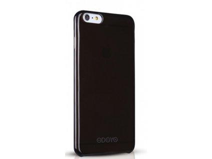 Odoyo kryt Soft Edge pro iPhone 6 Plus/6s Plus - Graphite Black