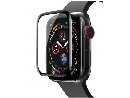 Tvrzené sklo pro Apple Watch 44 mm Black