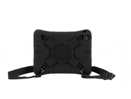 "Kryt pro iPad Air Griffin Survivor CrossGrip 9.7"" Black"