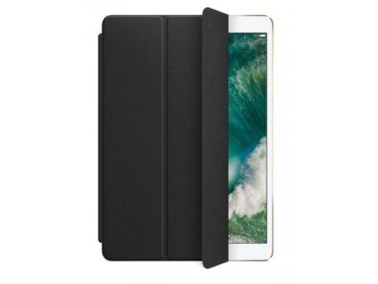 Pouzdro iPad 5 kožený přední kryt černý