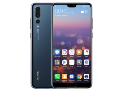 Huawei P20 Pro, 6GB/128GB, Dual Sim, Midnight Blue