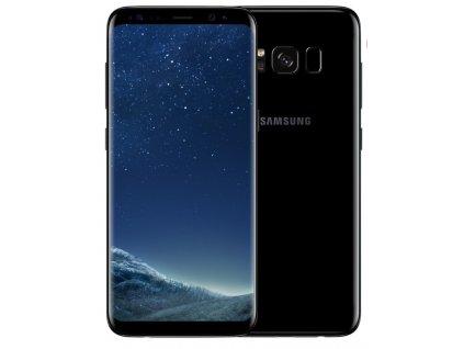 Samsung Galaxy S8, 4GB/64GB, černá