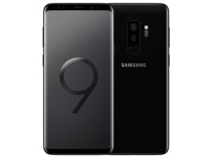Samsung Galaxy S9+ 64GB Dual SIM Black 3