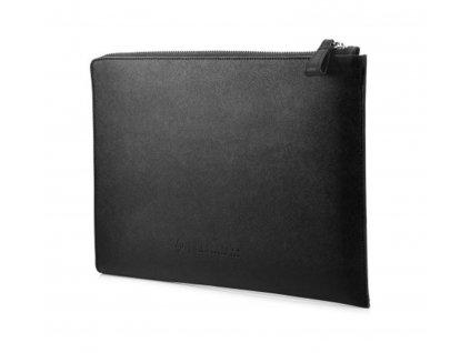 """Luxusní kožené pouzdro Apple MacBook AIR/PRO 13,3"""" - černé"""