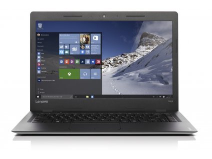 "Lenovo IdeaPad 100S-14IBR Celeron / 2GB RAM / 128GB SSD / 14"" HD 1"