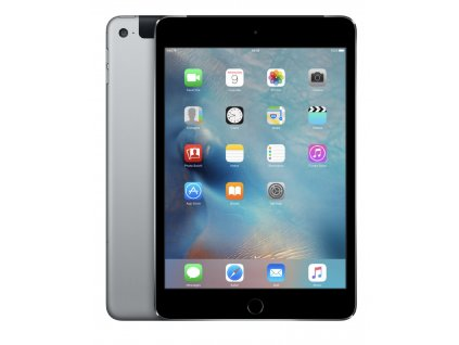 Apple iPad Mini 4 128GB 4G + Wifi Space Gray