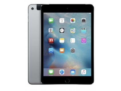 Apple iPad Mini 4 128GB 4G + Wifi Space Gray