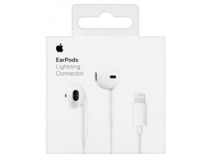 Originální sluchátka Apple EarPods s konektorem Lightning (MMTN2AM/A)
