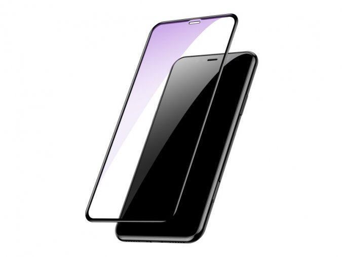 Baseus Anti-Bluelight Tempered Glass Film for Apple iPhone 11 (2pcs)