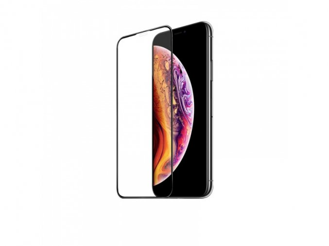 Hoco Nano 3D Full Screen Edges Protection Tempered Glass for iPhone X / XS