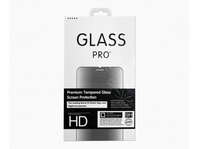 Clear Glass PRO+ for iPhone X / XS