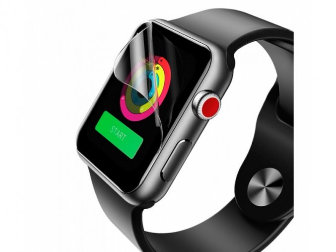 COTEetCI Lyogel Glass for Apple Watch 44mm