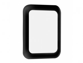 3D Tempered Glass For Apple Watch 38mm (Black)