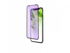 Hoco Eye Protection Shatterproof Edges Full Screen Anti-Blue Ray Temp. Glass for iPhone XR