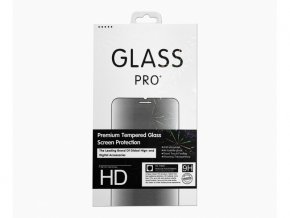 Clear Glass PRO+ for iPhone 5S / SE