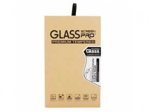Clear Glass PRO+ 2.5D for iPad Pro 12.9 2018 / 2020