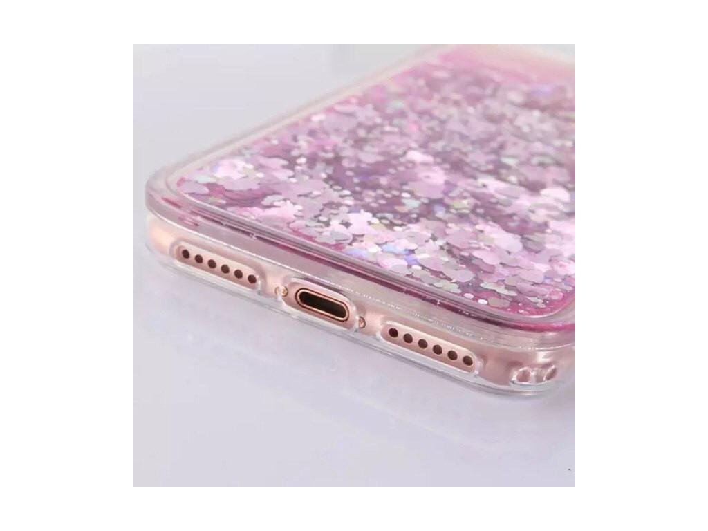 HEART LIQUID GLITTER KRYT PRO APPLE IPHONE 6 PLUS 6S PLUS - iPhonek.cz fab02e3b2bd