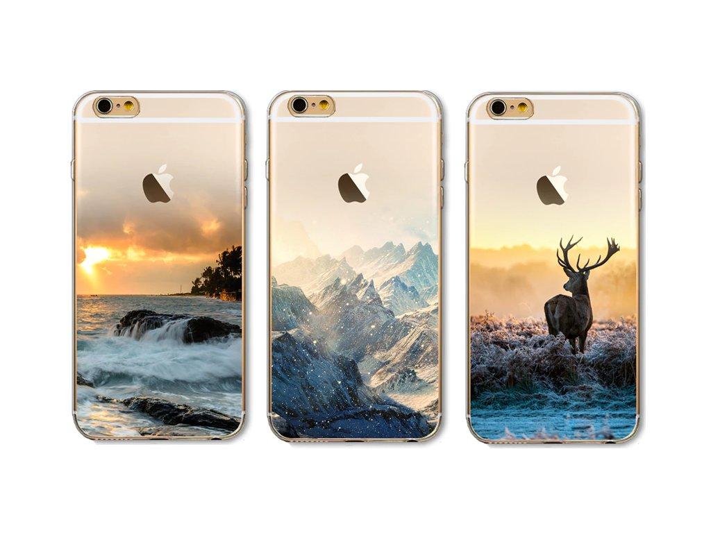 NATURE CASE SILIKONOVÝ KRYT PRO APPLE IPHONE 6 6S - iPhonek.cz 34fbbbbb035