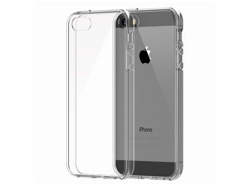 ultratenke zadni silikonove pouzdro pro iphone 5 5s pruhledne 7431 1ab0e4b9d3a