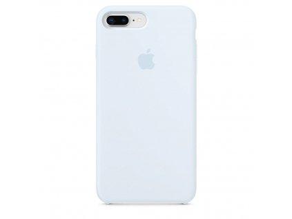 Apple silikonový kryt pro Apple iPhone 7/8/SE (2020), Nebesky modrý (Sky blue)