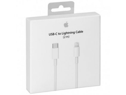 originalni kabel usb type c na apple lightning mkq42am a 2 metry