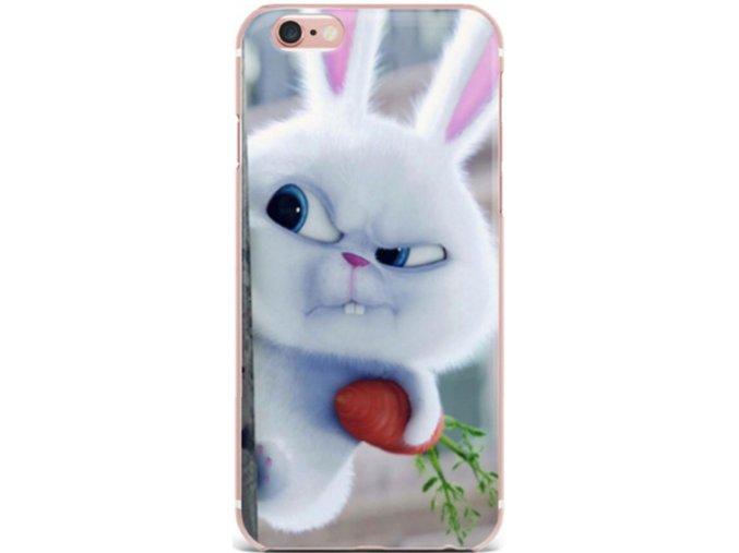 Angry rabbit kryt pro Apple iPhone 6/6S