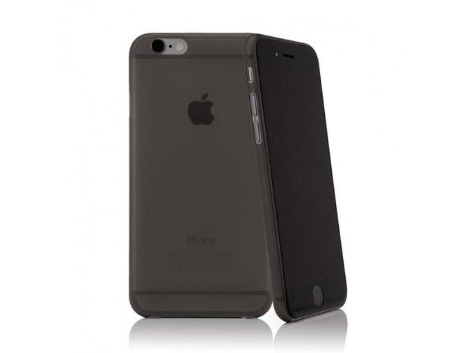 ultratenky matny obal pro iphone 6 caseual slim cerna