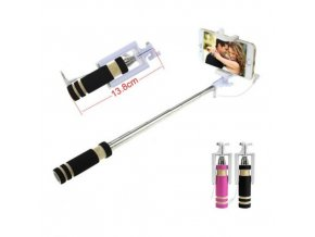professional portable mini monopod selfie stick for iphone 4 5 6 samsung galaxy s3 s4 s5 1 500x500c500x500