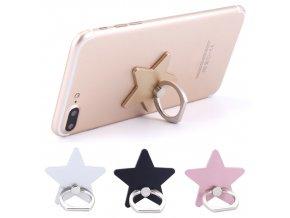 Staring prstencový otočný držák/ stojánek na mobilní telefon