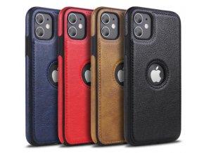 Kryt Luxury slim leather pro Apple iPhone 12 Mini