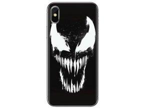 Kryt Venom black and white pro Apple iPhone 7 Plus/8 Plus