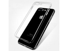 pouzdrokrytobal pro iphone 7 plus 8 plus tenke transparentni cire