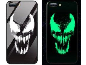 Venom luminous kryt se svítícím logem pro Apple iPhone  6 Plus/6S Plus