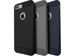 Odolný kryt Carbon fiber pro Apple iPhone 7/8
